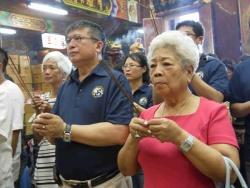 Tudi Gong pilgrimage to Pingtung Checheng