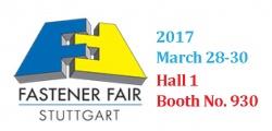 Fatener Fair Stuttgart 2017