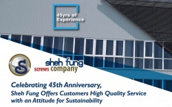 Sheh Fung offers customers high quality service with an attitude for sustainability